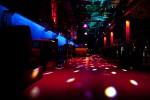 Bar mit Beleuchtung Kesselhaus